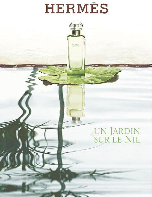 Hermes un jardin sur le nil perfumowy blog - Un jardin sur le mediterranee ...