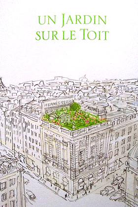 Hermes un jardin sur le toit perfumowy blog fqjciora for Le jardin neufchatel sur aisne