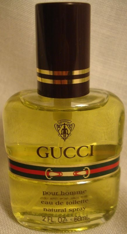 Raiders of the Lost Scent  How to recognize GUCCI perfumes. 3250bf5097aa