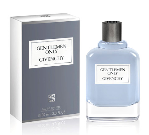 givenchy only gentleman