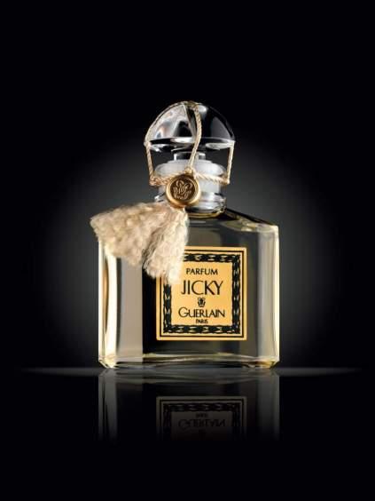 Guerlain Jicky parfum extrait bottle fragrance perfume