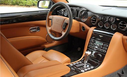 bentley intense