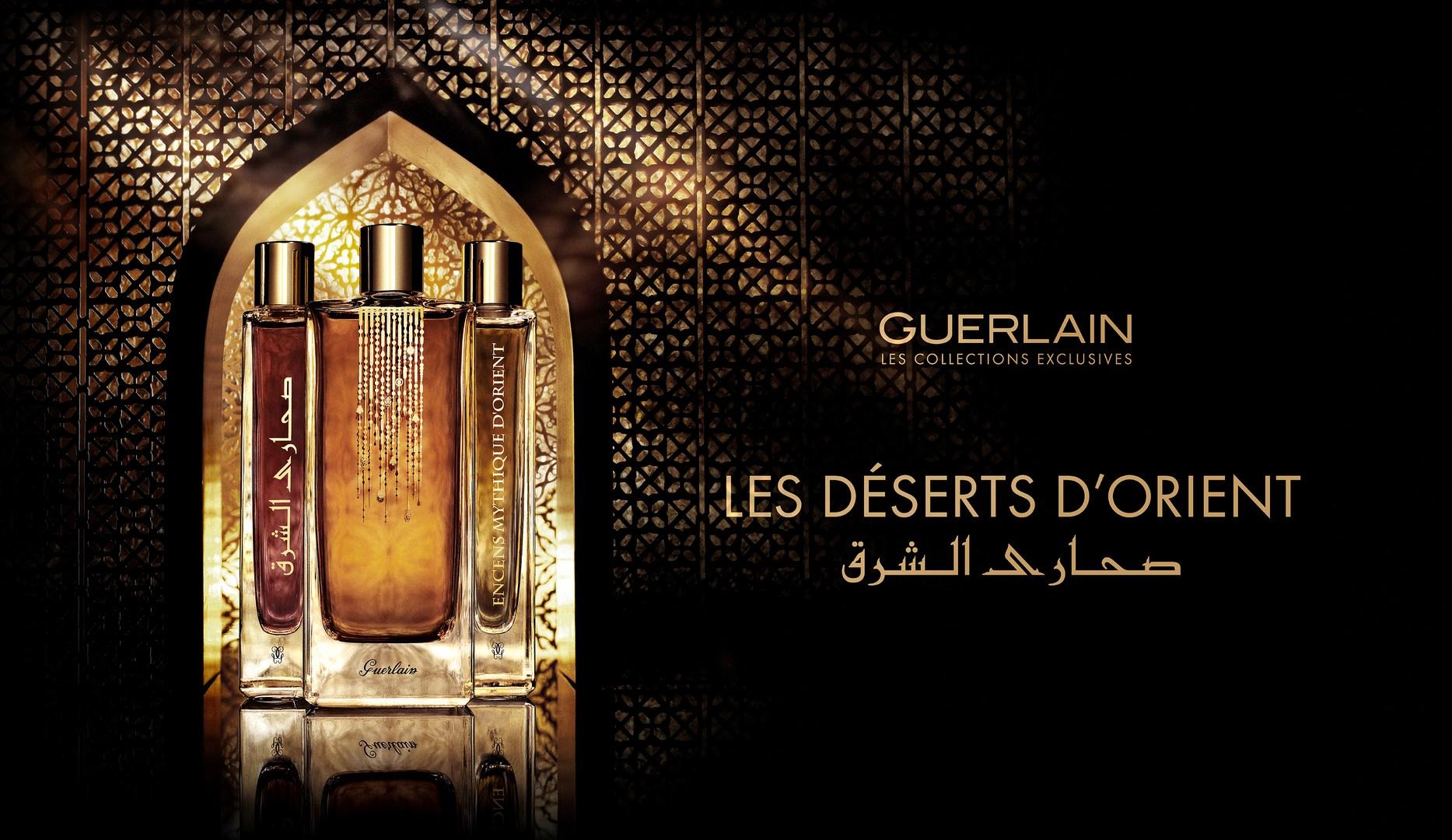 Guerlain les deserts d orient poruszaj ce pi kno - Les bains d orient 75010 ...