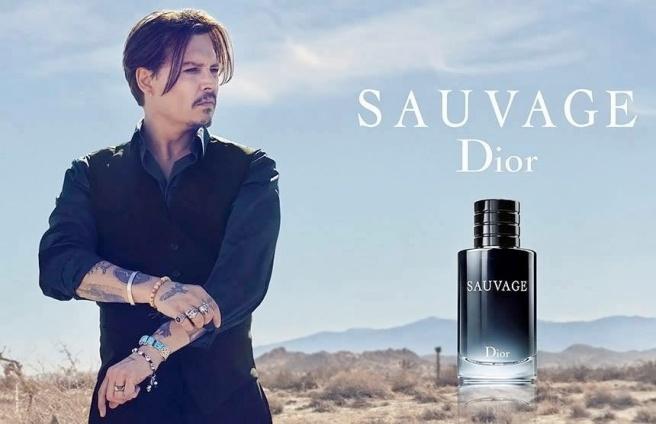 Dior Sauvage Depp