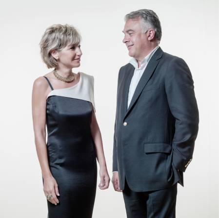 Martine Micallef & Geoffrey Nejman