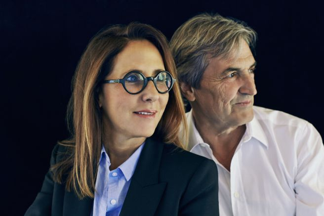 Christine Nagel et Jean-Claude Ellena@CesarLucadamo