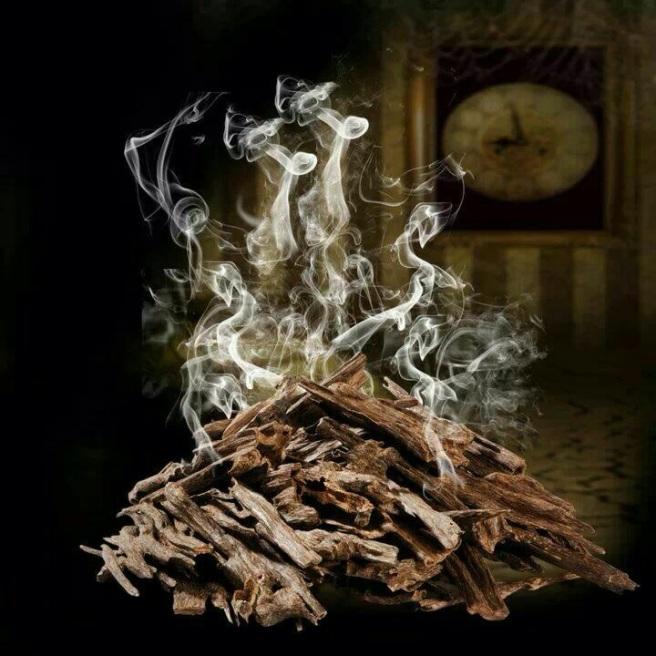 oud-burning
