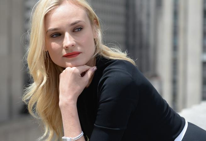 Jaeger-LeCoultre Portrait Session With Diane Kruger