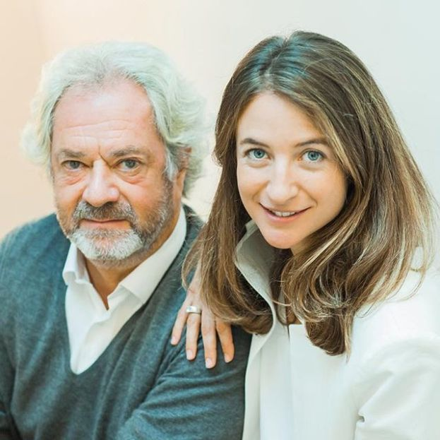 Michel Almairac and Sidonie Lancesseur