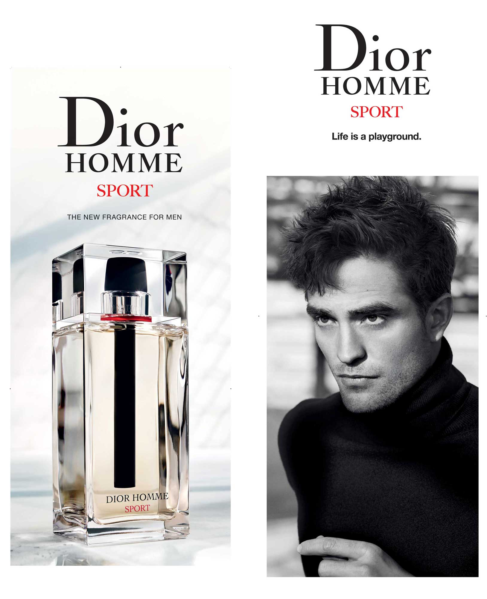 dior homme sport 2017 commercial
