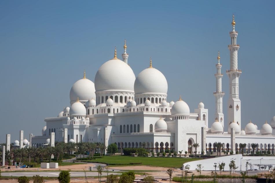 Mosque Sheik Zayed