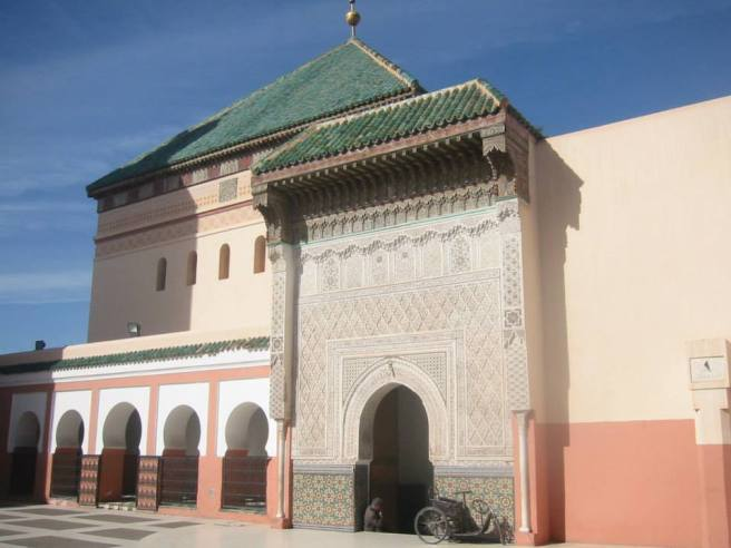 Zaouia-Sidi-Bel-Abbes-in-Marrakech