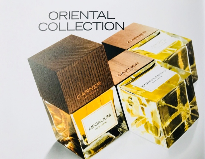Carner Barcelona Oriental Collection
